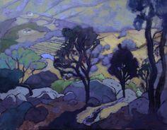 Karin Daymond. Uitkyk Landscape