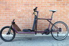Picture of REcycle - How to Build a Two Wheel Cargo-bike