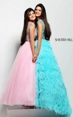 Check out Kendall and Kylie Jenner's new prom campaign - http://www.eonline.com/news/364007/kendall-and-kylie-jenner-star-in-sherri-hill-prom-campaign#