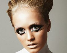 twiggy make-up