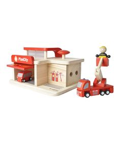 Fire Station Set | Daily deals for moms, babies and kids