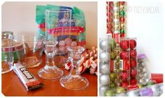 Dollar Store Christmas Decorating....omg I love this post...so need to visit dollar tree again now!!
