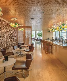 Bosk Restaurant #interiors