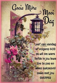 Body Workout At Home, At Home Workouts, Lekker Dag, Crochet Bookmark Pattern, Afrikaanse Quotes, Goeie Nag, Goeie More, Christian Messages, Good Morning Inspirational Quotes