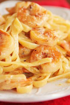 Top 20 Most Popular Recipes of 2013: Crispy Shrimp Pasta