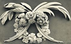 Architectural Details - carving by Grinling Gibbons