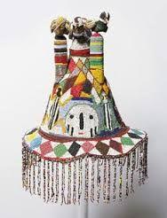 Image result for yoruba beadwork