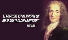 Top 15 des citations de Voltaire qui sont toujours malheureusement d'actualité | Topito