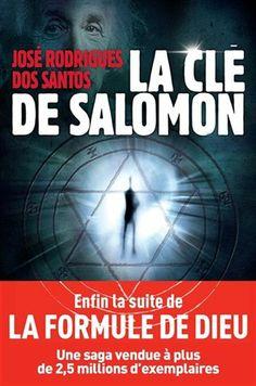 La Clé de Salomon - JOSÉ RODRIGUES DOS SANTOS