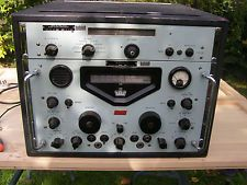 Racal RA17L with VLF convertor and desktop case Spares or repair