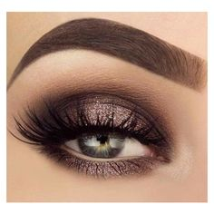 Dramatic Eye Makeup Top Makeup Techniques For Achieving Dramatic Eyes... ❤ liked on Polyvore featuring beauty products