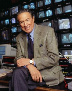 Mike Wallace- tv news man