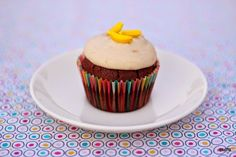 Chocolate and Chunky Banana Cupcake - recipe by Baking Makes Things Better