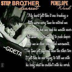 Image result for stepbrother dearest penelope ward images