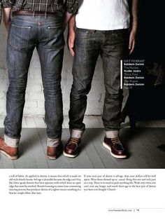 BALDWIN DENIM, Home Grown Right Here In Kansas City.......