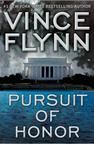 Pursuit Of Honor (Mitch Rapp #12) - ISBN 978-141659516 - The action begins six days after a series of explosions   devastated Washington, D.C., targeting the National Counterterrorism Center and killing 185 people, including public officials and CIA employees.    It was a bizarre act of extreme violence that called for extreme measures...For a complete summary, links to purchase, reviews, audio book samples and more go to: http://www.vinceflynn.com/Pursuit_Of_Honor_Summary.html