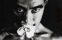 Eikoh Hosoe (細江 英公, Hosoe Eikō, born 18 March 1933 in Yonezawa, Yamagata)) is a Japanese photographer and filmmaker who emerged in the experimental arts movement of post-World War II Japan. He is known for his psychologically charged images, often exploring subjects such as death, erotic obsession, and irrationality.