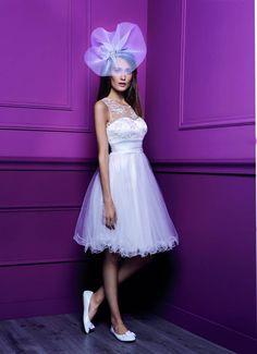 tati robe de marie oujour pour notre collection mariage 2015 bustier surpiqu - Tati Mariage Valenciennes