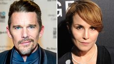 Berlin: Ethan Hawke Noomi Rapace to Star in Thriller 'Stockholm'  The film is based on the true story of the 1973 bank heist and hostage crisis in Stockholm.  read more
