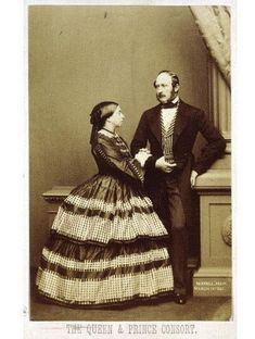 Edie Spyke shared Susan Giannotti Reidy's post to the group: The Gilded Age Society.     Rarely seen pictures of Queen Victoria and Prince Albert from The Victoria site