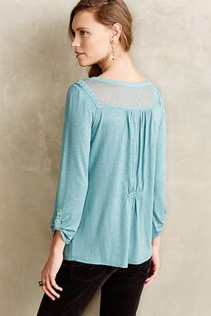 Tavia Peasant Top - anthropologie.com