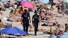 """Verstoß gegen """"Anti-Burkini""""-Erlass: Muslimas erhalten Strafzettel in Cannes"""