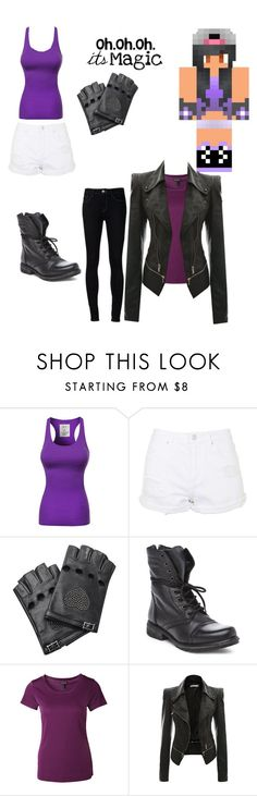"""""""APHMAU"""" by lilypixels ❤ liked on Polyvore featuring Topshop, Valentino, Steve Madden, ESCADA, Ström, women's clothing, women's fashion, women, female and woman"""