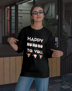 Happy Ho Ho Ho To You