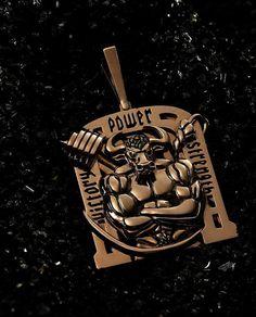 """Power,victory,strength"" pendant #franguebyzverev #gold #yellowgold #bull #jewerly #jewelrydesigner #jewellery #jewelryformen #pendant #necklace #power #victory #strenght #bodybuilding #sport #sportmen /""Сила и победа"" кулон #кулон #длямужчин #спорт #бодибилдинг #бык #золото #жёлтоезолото #победа #подвес"