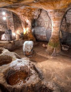 Beneath Nottingham Castle, there is a labyrinth of man-made sandstone caves and tunnels that are strongly related to the famous legends of Robin Hood, who was said to use them to escape the Sherriff of Nottingham. Now you can go deeper into Nottingham's network of man-made caves than ever before, thanks to the brand new Nottingham Caves App.