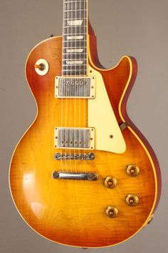 Gibson Les Paul Standard, 1960, EXC sn.01491
