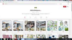 Ikea Belgïe  https://www.pinterest.com/ikeabelgium/
