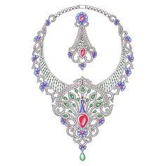 CAD/CAM Jewelry Designing,CAD Jewelry Designing in Mumbai,Maharashtra Lotus Jewelry, Sea Glass Jewelry, Diamond Jewelry, Diamond Necklaces, High Jewelry, Jewelry Art, Jewelry Necklaces, Fashion Jewelry, Jewelry Design Drawing