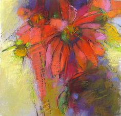 Last Coneflower - Debora L. Stewart
