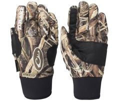 Other Hunting Clothing and Accs 159036: Drake Mst Refuge Goretex Gloves Max 5 Camo Hunting Dw4504 Extra Large Xl -> BUY IT NOW ONLY: $54.95 on eBay!