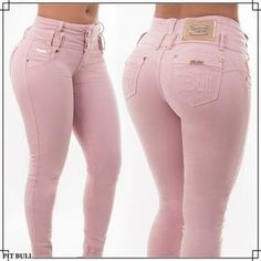 Buy Women Fashion Skinny Jeans Autumn and Winter Ladies Casual Pants High Waist Package Hip Plus Size Long Trousers at Wish - Shopping Made Fun Denim Leggings, Leggings Are Not Pants, Denim Pants, Ripped Jeans, Trousers, Women's Jeans, Sexy Jeans, Outfit Jeans, Ropa Interior Calvin