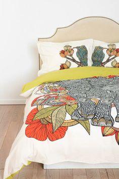 The Elephant Sham By Valentina Ramos - Set Of 2 #urbanoutfitters