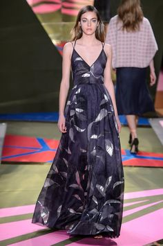 Lela Rose at New York Fashion Week Fall 2016 - Runway Photos