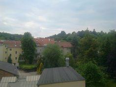 View on Bauernberg Linz, City