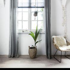 Sfeer in huis met raamdecoratie