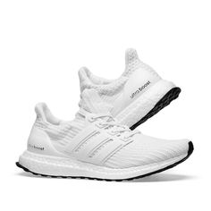 New Adidas Ultra Boost 4.0 Triple White BB6168 For Mens LIMITED | eBay