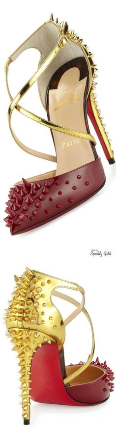 Women's Fashion High Heels :    Christian Louboutin  - #HighHeels https://youfashion.net/shoes/high-heels/best-womens-high-heels-christian-louboutin-18/