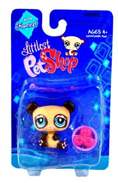 "Hasbro Year 2007 Littlest Pet Shop Single Pack ""Fanciest"" Series Bobble Head Pet Figure Set #574 - BROWN BEAR with ""Bowl of Apples"" Littlest Pet Shop http://www.amazon.com/dp/B004Z91PBA/ref=cm_sw_r_pi_dp_0tnxvb0BRGQWP"