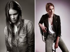 PEPE JEANS DENIM 2014 ~ ... And This is Reality