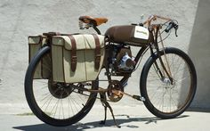 Derringer 49cc Motorized Bike..I want one!--I want one too!