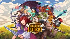 Kabam brings Korean mobile hit Creature Academy to the U.S. today | GamesBeat | Games | by Mike Minotti