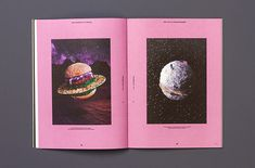 It's Nice That : A visual feast – and a culinary one too – in the new Printing Friends magazine