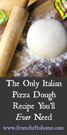 Family pizza night will never be the same when you use this pizza dough recipe.-Family pizza night will never be the same when you use this pizza dough recipe. It's the only pizza dough recipe you will ever need. Source by concettafinelli- Italian Pizza Dough Recipe, Pizza Dough Recipes, Home Made Pizza Dough Recipe, Fluffy Pizza Dough Recipe, Stromboli Dough Recipe, Perfect Pizza Dough Recipe, Pizza Dough From Scratch, Bread Dough Recipe, Pizzeria Style Pizza Dough Recipe