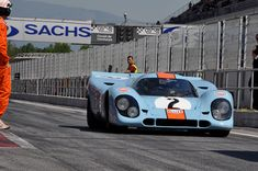 formfreu.de » Escuderia Montjuich + Porsche 917K @ Espiritu de Montjuic_Catalunya Classic Revival