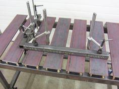 This could be the ultimate welding table. - Page 2 - The  Garage Journal Board  Videos zum Thema Schweißgeräte: Günstiges WIG Schweißgeräte AC / DC (Alu Schweißgerät)  https://youtu.be/K5zaMA2IixA billiges / günstiges WIG Schweißgerät (HST TIG WIG MMA WSM 200 Amp HF-Zün)  https://youtu.be/uT0kjNV3mN4 Schweißgeräte von Amazon und ebay! WIG, Schutzgas, AC / DC  Playlist zum Thema Schweißgeräte: https://www.youtube.com/playlist?list...   billiges / günstiges WIG Schweißgerät (HST TIG WIG MMA…